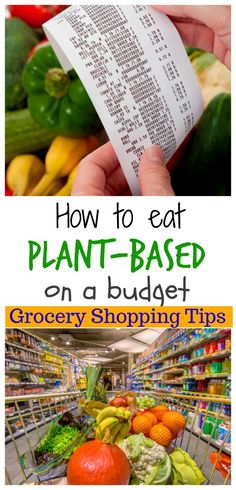"One thing I hear on a regular basis is, ""Eating healthy is too expensive!"" Unfortunately, eating a whole food plant-based diet is seen by many as a luxury they can't afford, but it doesn't have to be that way. Keep reading as we demonstrate how to eat plant-based on a budget."