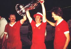 Tommy Smith - Ian Callaghan - Phil Neal