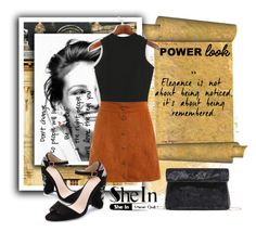 """""""SheIn 4/IX"""" by saaraa-21 ❤ liked on Polyvore featuring Sheinside, shop, polyvorefashion and shein"""