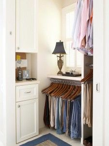 39 Ideas for open closet ideas for small spaces built ins walk in Small Closet Space, Small Space Storage, Storage Spaces, Small Spaces, Small Closets, No Closet Solutions, Small Space Solutions, Storage Solutions, Creative Storage