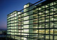 Munich Airport Parking Block P 20 | Germany | Koch + Partner