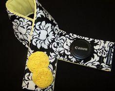 Adorable Camera Strap :)