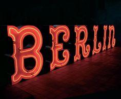 Typography | Neon Sign