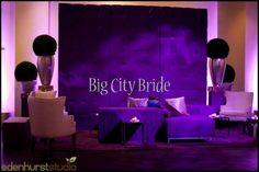 Real Wedding: A + H #bigcitybride wedding planning Photo credit: Edenhurst Studio