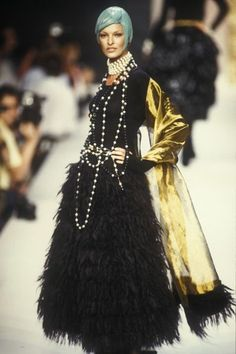 Chanel, Autumn-Winter 1992, Couture