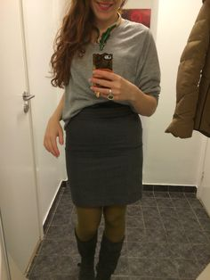 Job clothes. Work outfit. Office outfit. Daily fashion