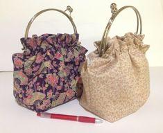 Japanese style handmade bag