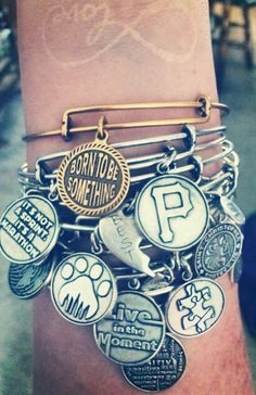 LOVE these #charmedarms