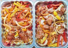 Oven Baked Chicken Fajitas (freezer)