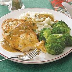 Chicken Piccata Recipe | MyRecipes.com
