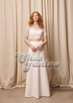 Boutique Chez Janine – Brautmode, Brautkleider und Festmode für Sie und Ihn - Ärmel