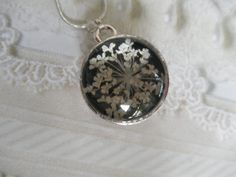 Enchanted PeacePressed Flower 2 In 1 by giftforallseasons on Etsy, $31.00
