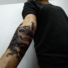 By Gui le tatooer