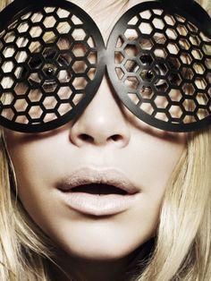 Mood: retro modern #glasses #eyewear #fashion #mod