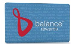 Walgreens New Rewards Card Starting Nationwide in September