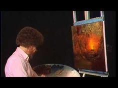 Bob Ross - Ebony Sunset (Season 1 Episode 3) - YouTube
