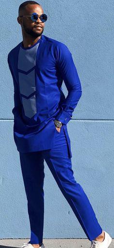 Distinktive Tradwear African Wear Styles For Men, African Shirts For Men, African Dresses Men, African Attire For Men, African Clothing For Men, African Style, African Fashion For Men, African Suits, Dashiki For Men