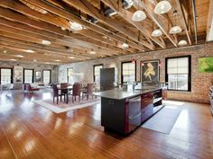 Stunning Penthouse Loft in San Francisco