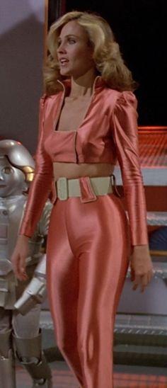 Wilma Deering (Erin Gray) from Buck Rogers in the Century Erin Gray, Beautiful Celebrities, Beautiful Actresses, Beautiful Women, Buck Rodgers, Blake Lovely, Sci Fi Tv Series, Glamour Uk, Space Girl