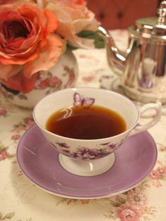 <お菓子と紅茶のマリアージュ>フォションのミルフィーユに合う紅茶は?