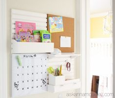 Martha Stewart Wall Manager Giveaway -- Ask Anna