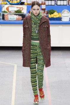 Chanel Fall 2014 – Vogue