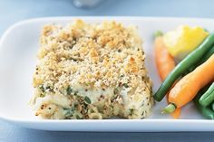 This tuna bake with crunchy topping recipe is a family favorite @taste.com