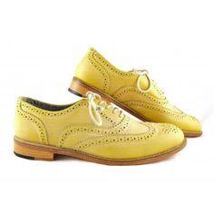 J Shoes Charlie Lace Up Brogue Shoe