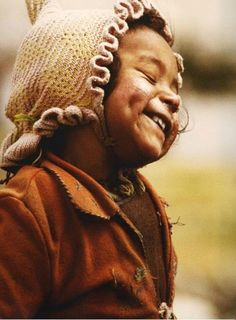 Photographer Collin Key captured this beautiful laugh . On Top of the World / India, Ladakh, Himalaya / Children / Laugh / Play / Happiness / Smile / We Are The World, People Of The World, Precious Children, Beautiful Children, Happy Children, Smile Face, Make You Smile, Happy Smile, Happy Faces