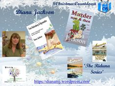 Day 8 #ChristmasCountdown Gillari Books & Rose English | Bringing Sunshine & Rainbows
