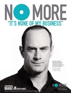 #NOMORE. It's time to end domestic violence & sexual assault.
