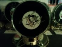 MARIO LEMEIUX OFFICIAL NHL PUCK with Puck case holder Signed ( PITTSBURGH PENGUINS )