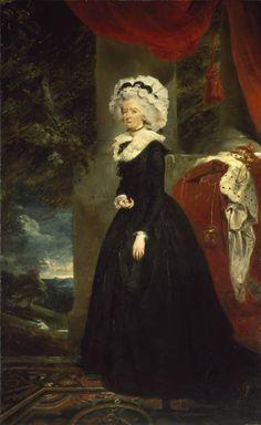 """Philadelphia Hannah, 1st Viscountess Cremorne"", Sir Thomas Lawrence, 1789; TC T05466"