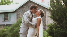 Jess and Tim's wedding trialer from Carriage House at Rockwood Park in Wilmington, DE by PSH Cinema Studio.