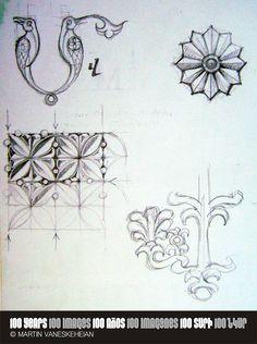 020. Armenian motifs / Motivos Armenios / Հայկական մոտիվներ  © Martin Vaneskeheian