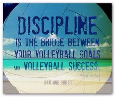 A gallery of beach volleyball posters with inspirational volleyball quotes for players, coaches and team motivation. Beach Volleyball, Volleyball Cakes, Volleyball Posters, Volleyball Sayings, Volleyball Uniforms, Volleyball Clothes, Volleyball Ideas, Cheer Uniforms, Inspirational Volleyball Quotes