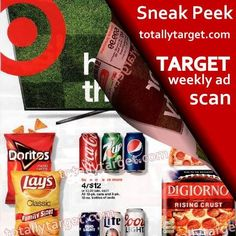 Get a Sneak Peek! New Target Ad - Cover to Cover Scan for Week of 1/29 - 2/4. Read more on Totally Target.