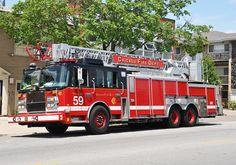 Chicago FD Truck 59.