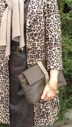 """""""Accessories are the exclamation point of a woman's outfit"""" - Michael Kors read more on BrendaKinsel.com"""