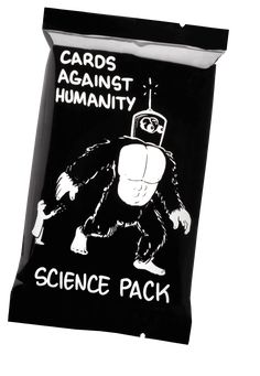 Science Pack Expansion Cards Against Humanity