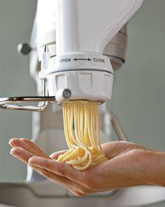Tool Crush: KitchenAid Pasta Press Attachment