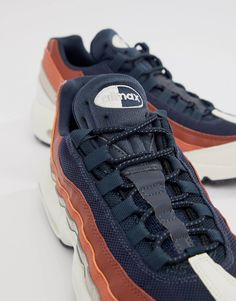 the latest 5533c 05aaf Nike – Air Max 95 Essential – Vita träningsskor 749766-108