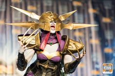 #FANX16 Cosplay Contest - 1st Place Intermediate, Chantel Bryson as Blade Queen Lissandra from League of Legends