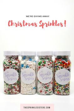 #Win The Sprinkle #Giveaway  http://thesprinklesisters.com/giveaways/sprinkle-giveaway/?lucky=146 via @ 11/22