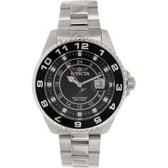 Invicta Men's Pro Diver 17145 Silver Stainless-Steel Swiss Quartz Watch