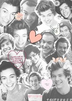 harry styles collage #tumblr #love