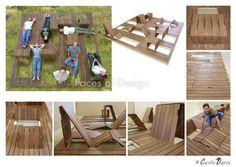 Scalable street furniture to rehabilitate urban voids