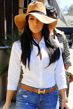 This is my all-time fav Kim Kardashian look!