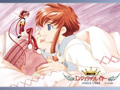 First Anime I ever saw was Angelic Layer. Still super cute!