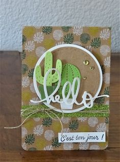 "Pk 2 daisy /& butterfly /""especially for you/"" embellissements pour cartes et artisanat"